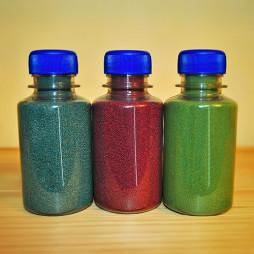 226 - Песок цветной речной